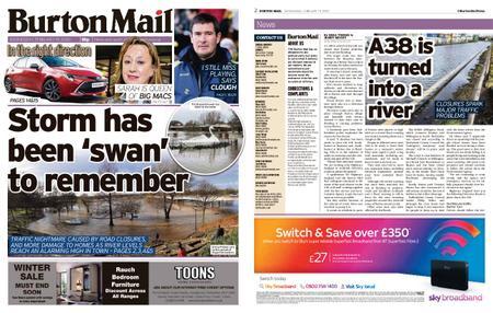 Burton Mail – February 19, 2020
