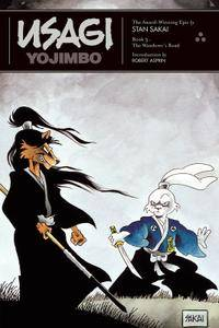 Usagi Yojimbo (Book 03) - The Wanderer's Road (2014, 7th print)