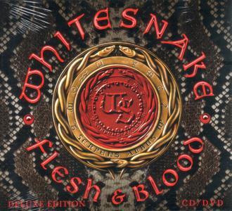 Whitesnake - Flesh & Blood (2019) {CD/DVD Deluxe Edition}
