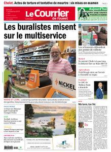 Le Courrier de l'Ouest Cholet – 07 septembre 2019