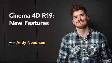 Lynda - Cinema 4D R19: New Features