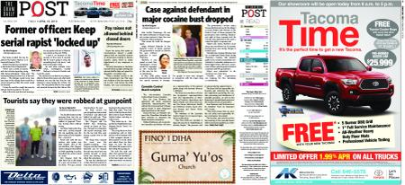 The Guam Daily Post – April 19, 2019