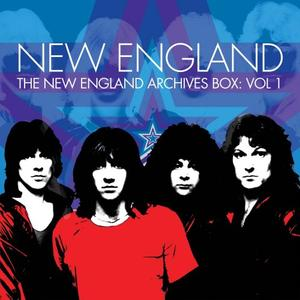 New England - The New England Archives Box: Vol 1 (2019)