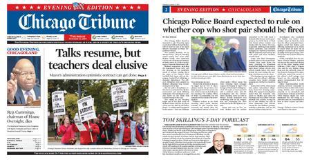 Chicago Tribune Evening Edition – October 17, 2019
