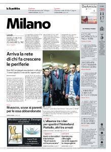 la Repubblica Milano - 30 Novembre 2017