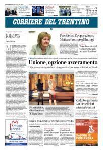 Corriere del Trentino - 9 Marzo 2018
