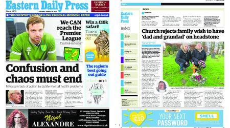 Eastern Daily Press – January 24, 2019