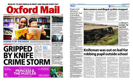 Oxford Mail – March 09, 2019