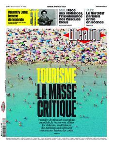 Libération - 20 août 2019