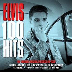 Elvis Presley - Elvis: 100 Hits (4CD, 2017)