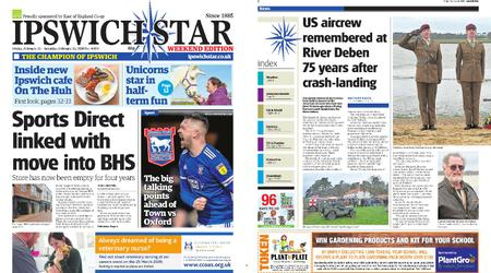 Ipswich Star – February 21, 2020