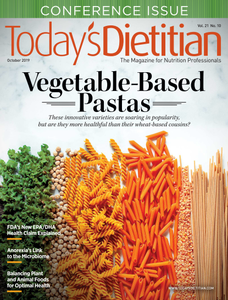 Today's Dietitian - October 2019