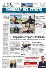 Corriere del Veneto Padova e Rovigo – 12 luglio 2020