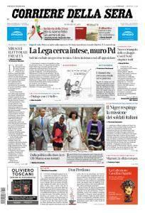 Corriere della Sera - 10 Marzo 2018