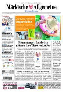 Märkische Allgemeine Westhavelländer - 21. Juli 2018