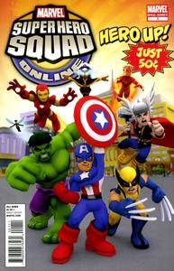 Super Hero Squad Online Game - Hero Up 2011 c2c ArtNet-DCP