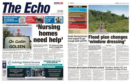 Evening Echo – August 11, 2020