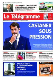 Le Télégramme Ouest Cornouaille – 13 juin 2020