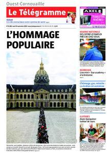 Le Télégramme Ouest Cornouaille – 30 septembre 2019