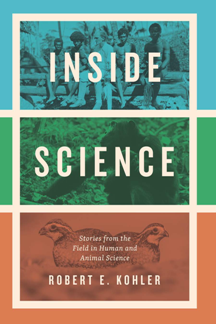 Inside Science : Stories From the Field in Human and Animal Science