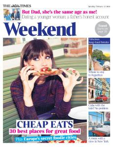 The Times Weekend - 22 February 2020