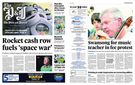 The Press and Journal Moray – March 11, 2019