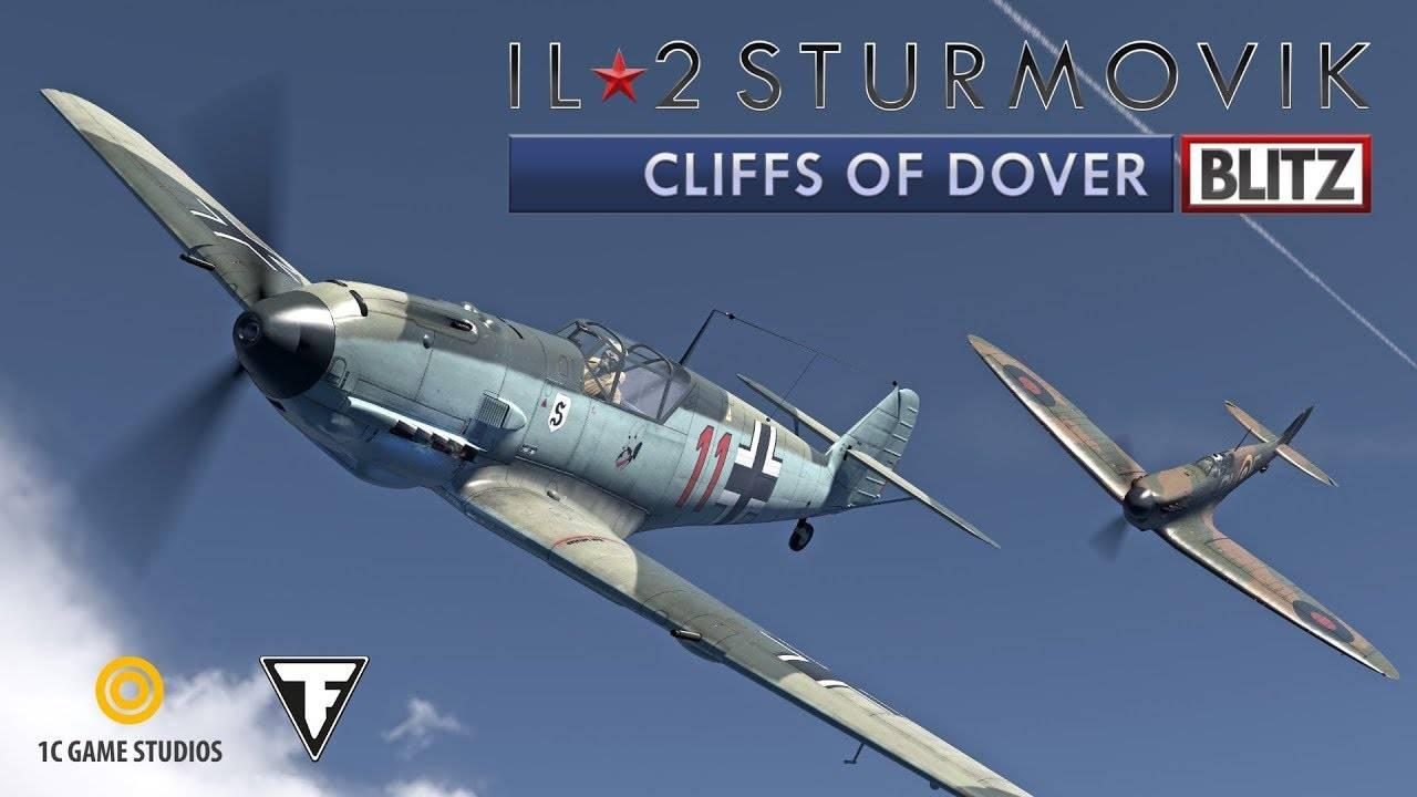 IL-2 Sturmovik: Cliffs of Dover Blitz Edition (2017)