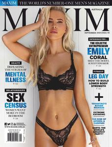 Maxim Australia - September 2019