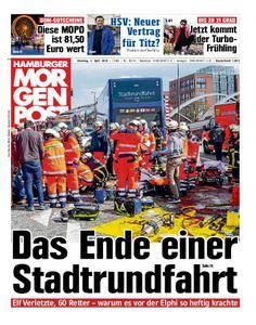Hamburger Morgenpost - 03. April 2018