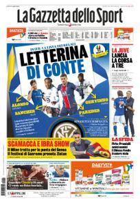 La Gazzetta dello Sport Roma – 22 dicembre 2020