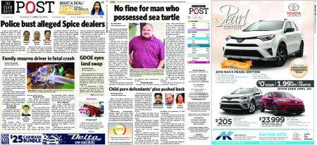 The Guam Daily Post – April 25, 2018