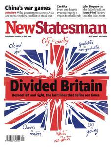 New Statesman - 6 - 12 January 2017