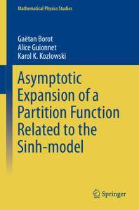 Asymptotic Expansion of a Partition Function Related to the Sinh-model (Repost)