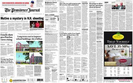 The Providence Journal – September 14, 2017