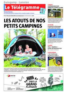 Le Télégramme Guingamp – 28 juillet 2019