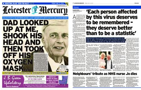 Leicester Mercury – May 22, 2020