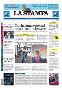 La Stampa Torino Provincia e Canavese - 16 Giugno 2020