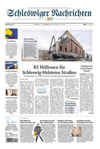 Schleswiger Nachrichten - 14. Dezember 2018