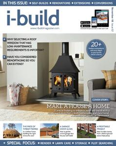 i-build - November 2018