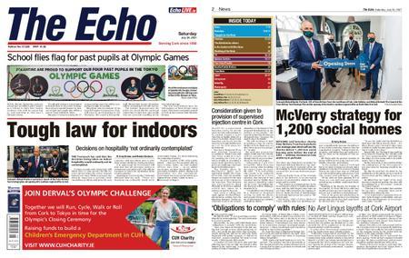 Evening Echo – July 24, 2021
