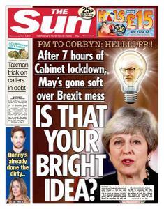 The Sun UK - 3 April 2019