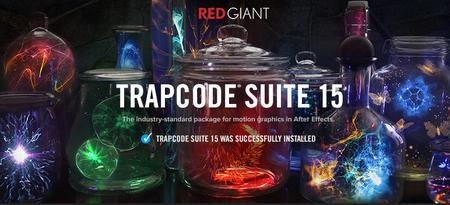Red Giant Trapcode Suite 15.1.5 (x64)