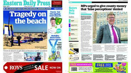 Eastern Daily Press – July 02, 2018