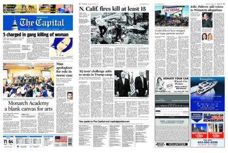 The Capital – October 11, 2017