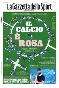 La Gazzetta dello Sport Sicilia – 08 giugno 2019