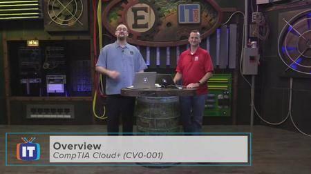 ITPro - Comptia Cloud+ (CV0-001) (2017)