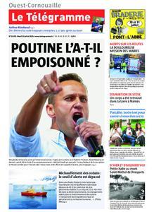 Le Télégramme Ouest Cornouaille – 30 juillet 2019