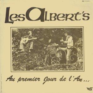 Les Albert's - Au Premier Jour De L'An... (1978) West-Sound/278 WS 1 - FR 1st Pressing - LP/FLAC In 24bit/96kHz