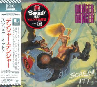 Danger Danger - Screw It! (1991) [2014, Sony Music Japan, SICP 30671]