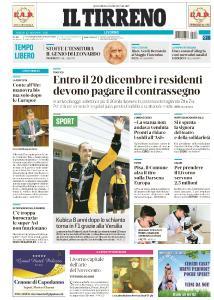 Il Tirreno Livorno - 23 Novembre 2018